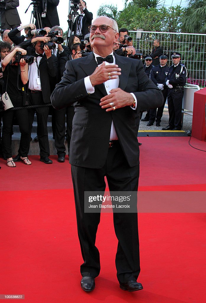 "63rd Annual Cannes Film Festival - ""Exodus Burnt By The Sun 2"" Premiere"