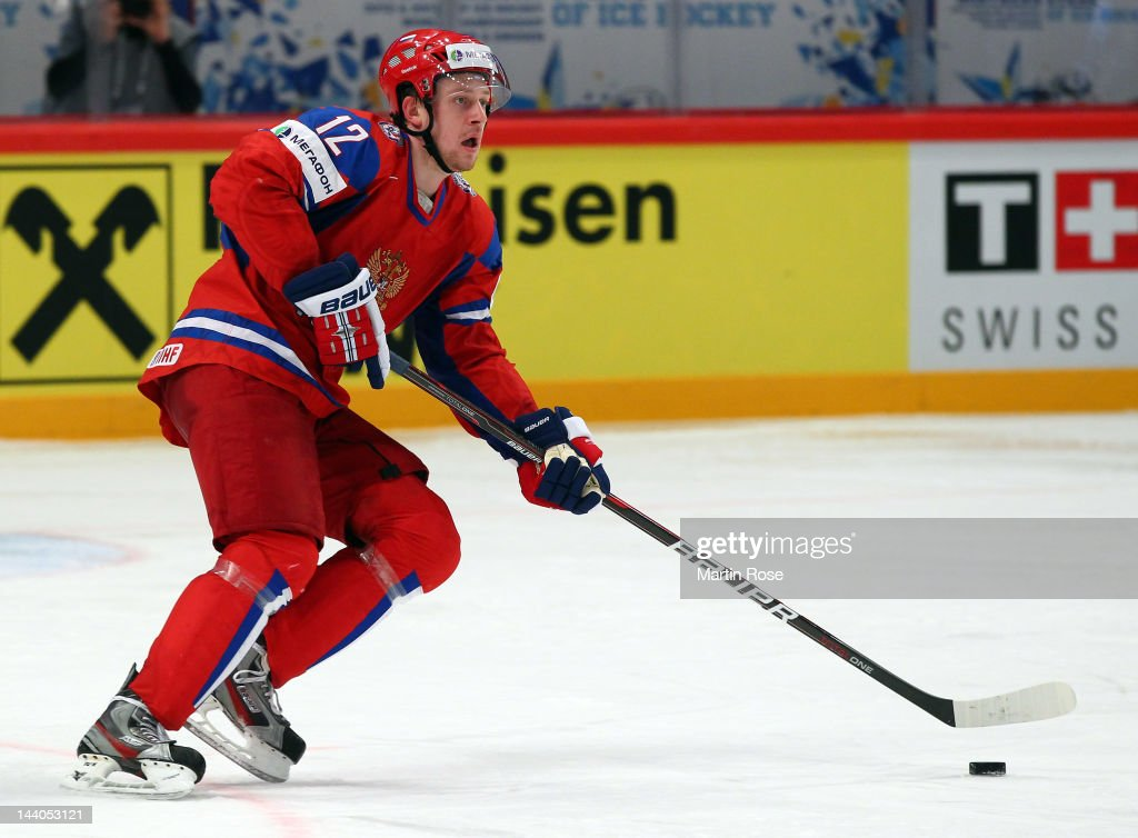 Russia v Germany - 2012 IIHF Ice Hockey World Championship