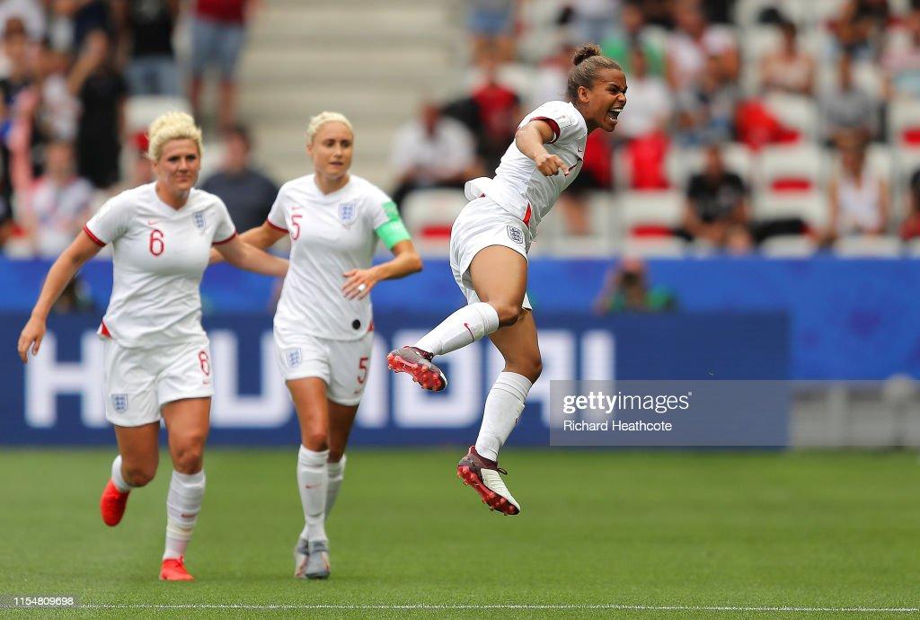England v Scotland: Group D - 2019 FIFA Women's World Cup France : News Photo