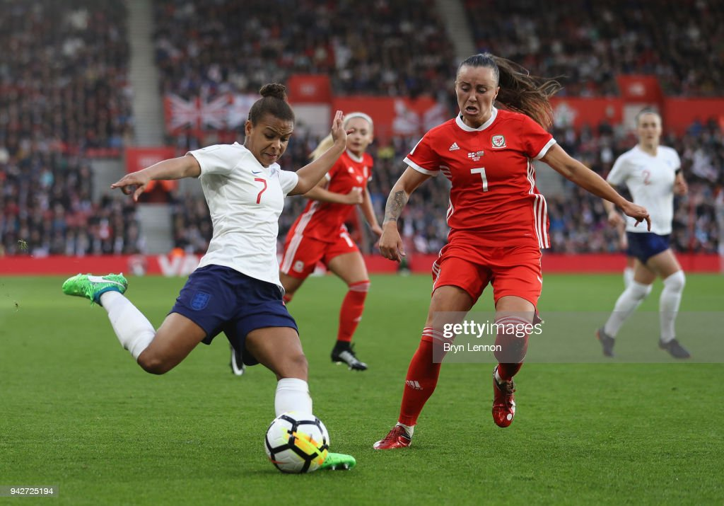 England v Wales - Women's World Cup Qualifier