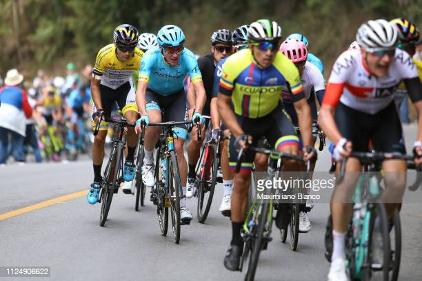 Nikita Stalnov of Kazakhstan and Astana Pro Team / during the 2nd Tour of Colombia 2019, Stage 3 a 167,7km stage from Complex Llanogrande to Complex...