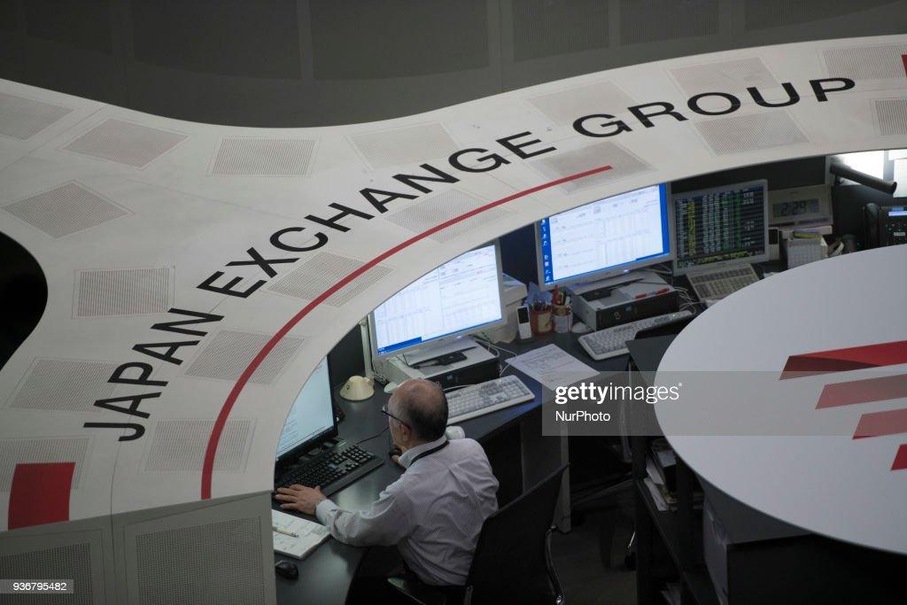 Stock Exchange Nikkei 225 Price Drop