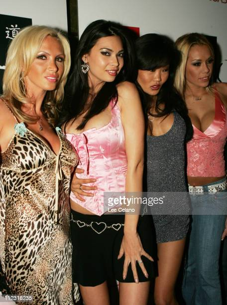 Nikki Benz Tera Patrick Lucy Lee and TeraVision model