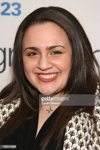 Nikki Blonsky during Reign Over Me World Premiere Red Carpet at Skirball Center for the Performing Arts NYU at 566 Laguardia Pla in New York City New...