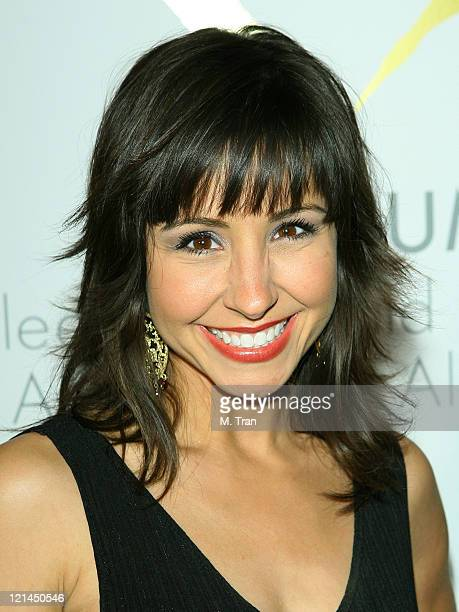Nikki Boyer during 2007 Golden Heart Awards at Midnight Mission in Los Angeles California United States