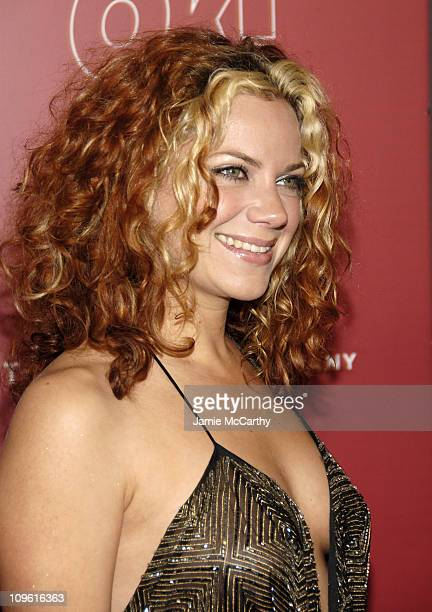 Nikki Costa during 2006 Weinstein Company Pre-Oscar Party - Red Carpet and Inside at Pacific Design Center in Los Angeles, California, United States.