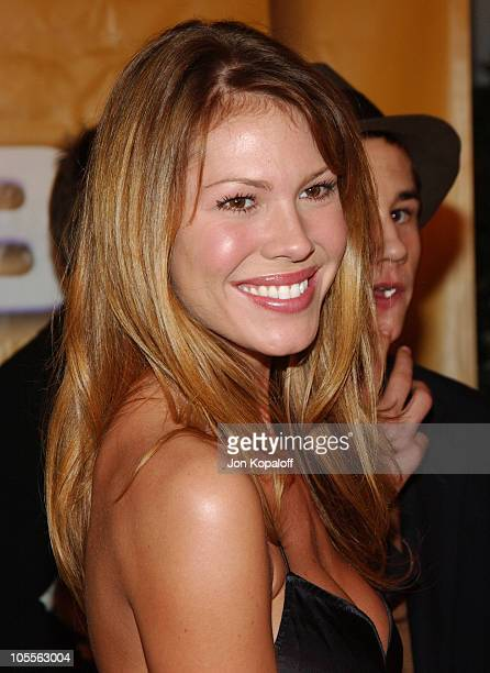 Nikki Cox during 2005 NBC Winter TCA All Star Party at Hard Rock Cafe in Universal City California United States
