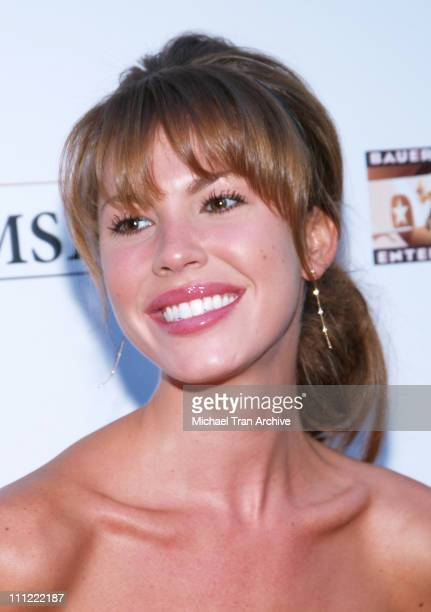 Nikki Cox during The GroomsMen Los Angeles Premiere Arrivals at ArcLight Cinemas in Hollywood CA United States