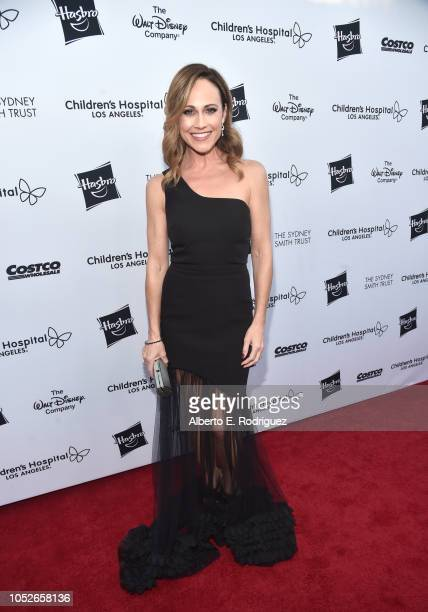 Nikki DeLoach attends the 2018 Children's Hospital Los Angeles 'From Paris With Love' Gala at LA Live on October 20 2018 in Los Angeles California