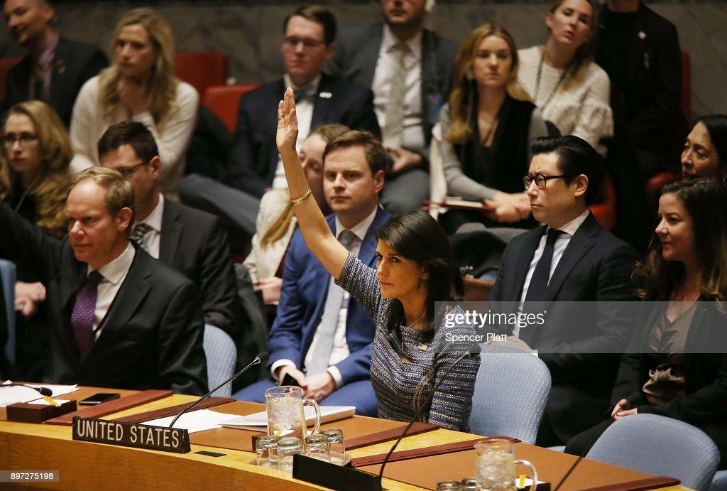 UN Security Council Debates Additional Sanctions Against North Korea