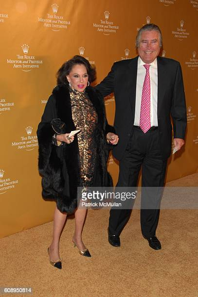 Nikki Haskell and attend ROLEX Mentor and Protege Arts Initative at Lincoln Center NYC on November 12 2007