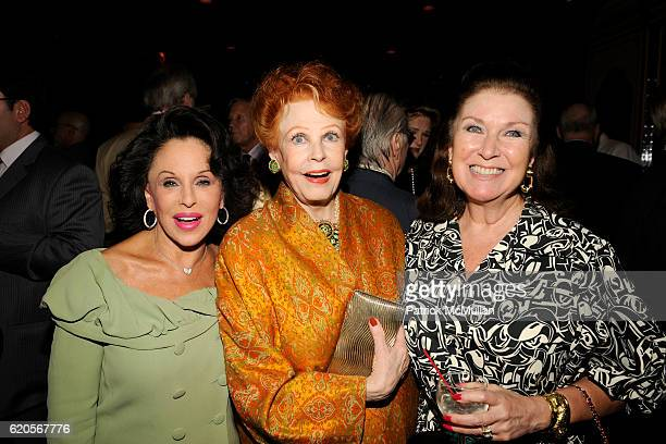 Nikki Haskell Arlene Dahl and Countess Sharon Sondes attend DAVID PATRICK COLUMBIA and S CHRISTOPHER MEIGHER Host The Quest Magazine QUEST 400 Party...
