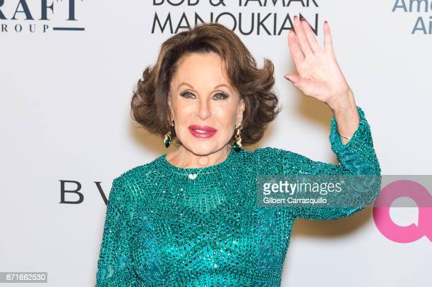 Nikki Haskell attends Elton John AIDS Foundation Commemorates Its 25th Year And Honors Founder Sir Elton John During New York Fall Gala at Cathedral...