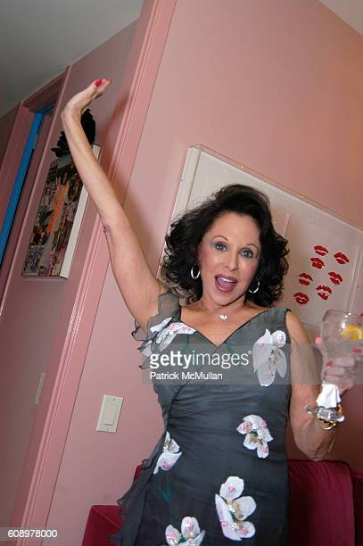 Nikki Haskell attends Nikki Haskell Birthday Celebration at Sierra Towers on May 17 2007 in West Hollywood CA