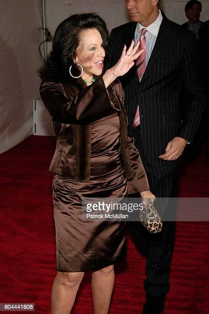Nikki Haskell attends SHOWTIME Network and MAC Viva Glam present LIZA WITH A 'Z' at Ziegfeld Theatre on March 13 2006 in New York City