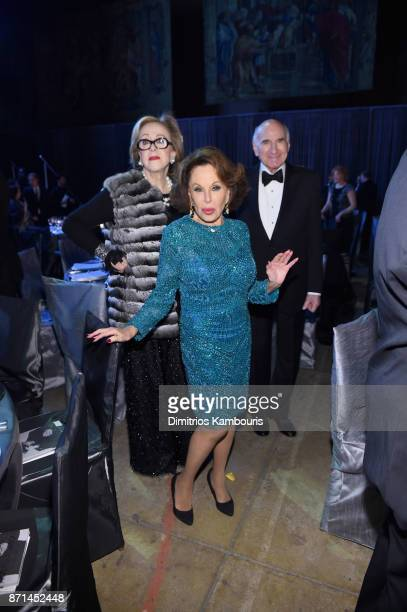 Nikki Haskell attends the Elton John AIDS Foundation Commemorates Its 25th Year And Honors Founder Sir Elton John During New York Fall Gala at...