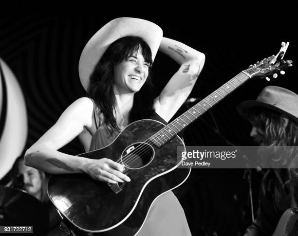 Nikki Lane performs onstage at the Pandora showcase during SXSW at The Gatsby on March 13 2018 in Austin Texas