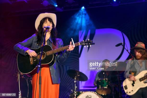 Nikki Lane performs onstage during Pandora SXSW 2018 on March 13 2018 in Austin Texas