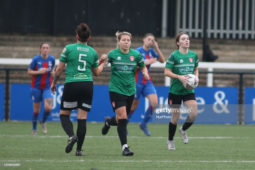 Crystal Palace v Coventry United - Women's Super League 2 : News Photo