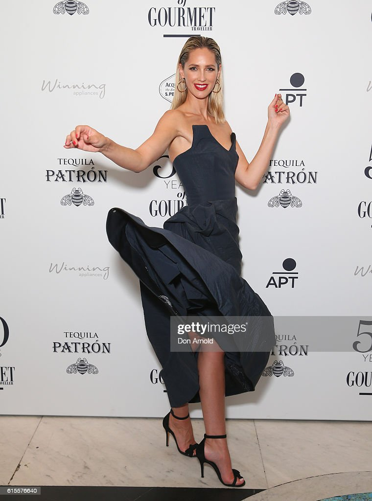 Australian Gourmet Traveller 50th Birthday - Arrivals