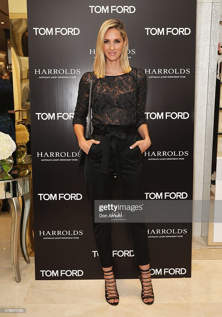 Harrolds Tom Ford Shop-In-Shop Launch