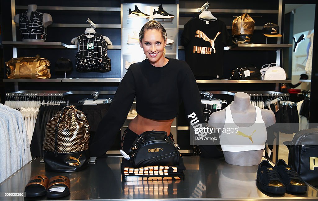 Puma Flagship Store Launch - Arrivals