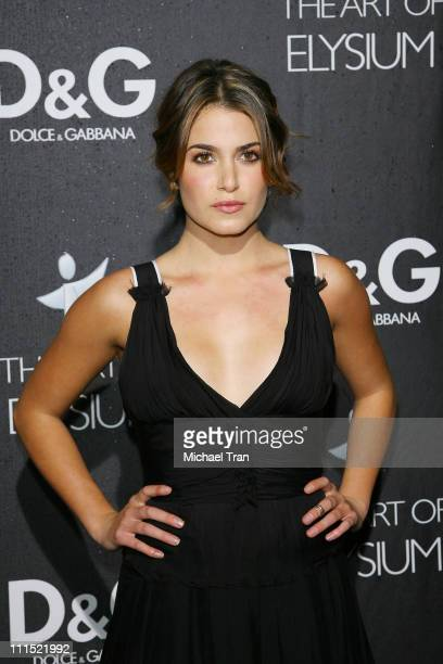 Nikki Reed arrives to the DG Flagship Boutique Opening in support of The Art of Elysium held on December 15 2008 in Beverly Hills California