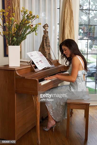 Nikki Reed at Home