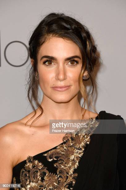 Nikki Reed attends 19th Annual PostGolden Globes Party hosted by Warner Bros Pictures and InStyle at The Beverly Hilton Hotel on January 7 2018 in...
