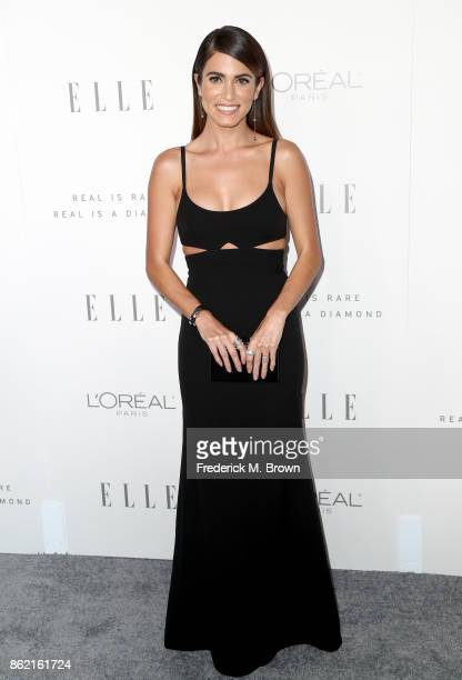 Nikki Reed attends ELLE's 24th Annual Women in Hollywood Celebration at Four Seasons Hotel Los Angeles at Beverly Hills on October 16 2017 in Los...