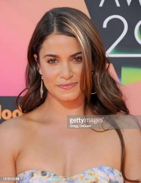 Nikki Reed attends Nickelodeon's 23rd Annual Kids' Choice Awards held at Pauley Pavilion at UCLA on March 27, 2010 in Los Angeles, California.