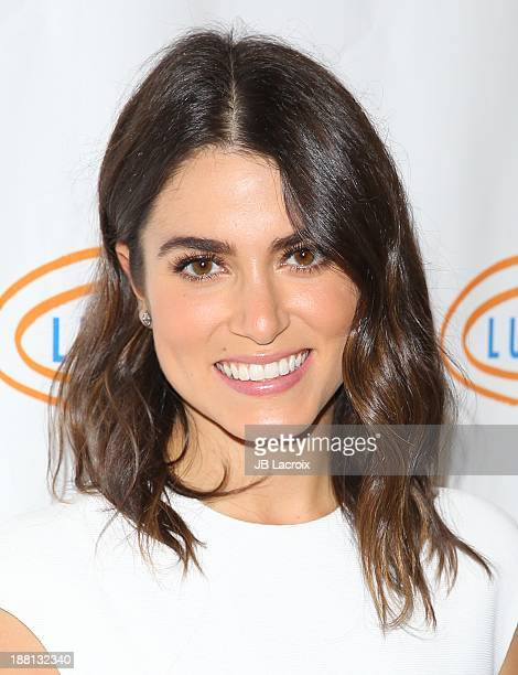 Nikki Reed attends the 11th Annual Lupus LA Hollywood Bag Ladies Luncheon at Regent Beverly Wilshire Hotel on November 15 2013 in Beverly Hills...
