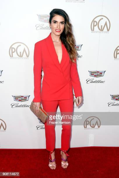 Nikki Reed attends the 29th Annual Producers Guild Awards at The Beverly Hilton Hotel on January 20 2018 in Beverly Hills California
