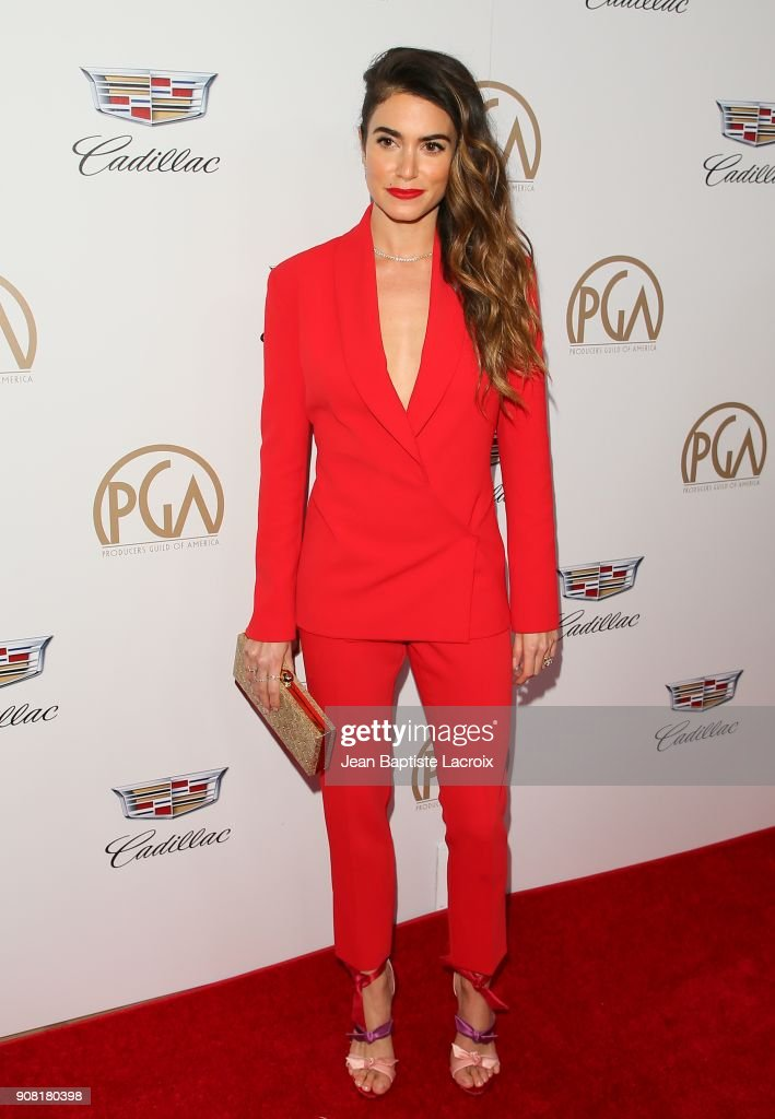 Nikki Reed attends the 29th Annual Producers Guild Awards at The Beverly Hilton Hotel on January 20, 2018 in Beverly Hills, California.