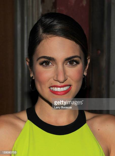 Nikki Reed attends the after party for the Cinema Society DKNY screening of 'The Twilight Saga Breaking Dawn Part 1' at Sons of Essex on November 16...