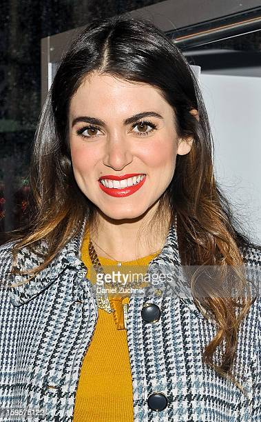 """Nikki Reed attends the """"Kiss & Tell"""" Event Hosted By Nikki Reed at Times Square on January 16, 2013 in New York City."""