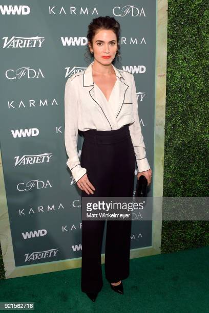 Nikki Reed attends the Runway To Red Carpet hosted by Council of Fashion Designers of America Variety and WWD at Chateau Marmont on February 20 2018...