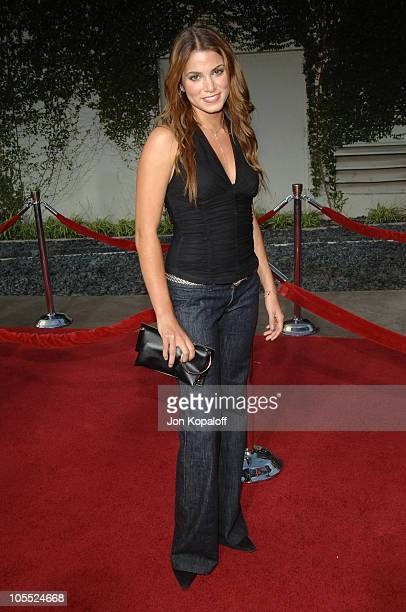 Nikki Reed during 'Hustle Flow' Los Angeles Premiere Arrivals at Cinerma Dome in Los Angeles California United States