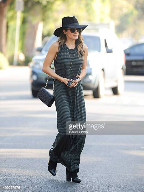 Nikki Reed is seen in Hollywood on November 15 2014 in Los Angeles California