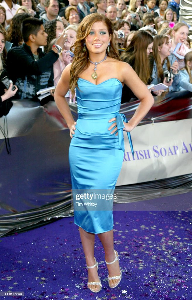 The 2005 British Soap Awards - Arrivals