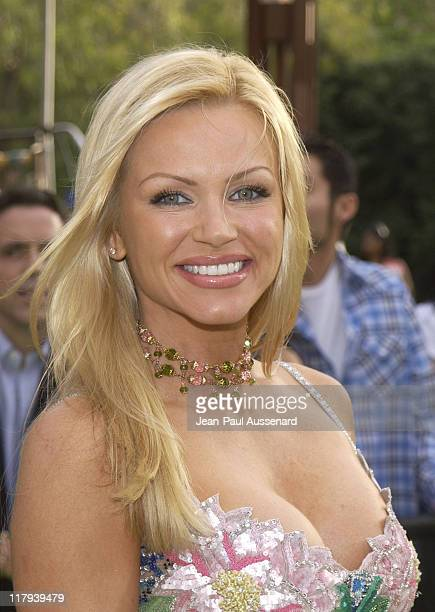 Nikki Schieler Ziering during ESPN Action Sports and Music Awards Arrivals at The Universal Amphitheater in Universal City California United States