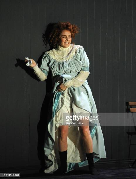 Nikki Shiels in Malthouse Theatre / Black Swan State Theatre's production of Joan Lindsay's Picnic at Hanging Rock directed by Matthew Lutton at The...