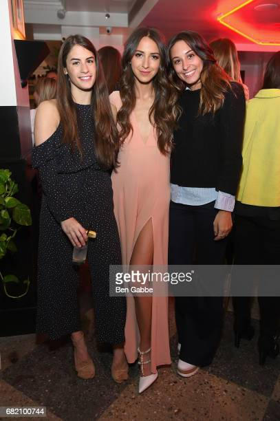Nikki Weissman Something Navy Blogger Arielle Charnas and Alyssa Kornfeld attend the Fossil Firsts Dinner Hosted By Something Navy at 33 Greenwich on...