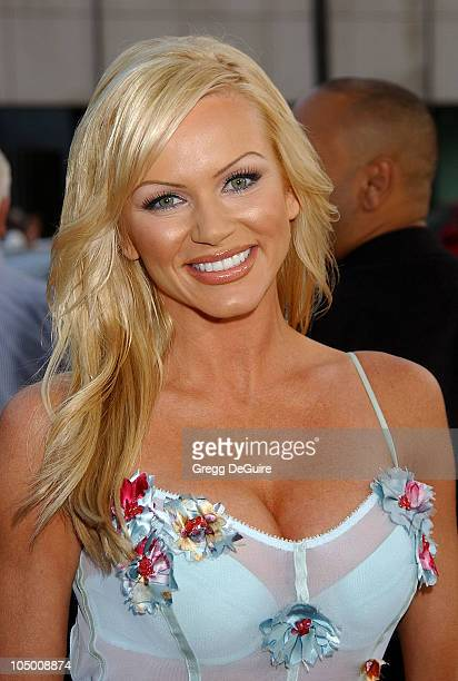Nikki Ziering during Serving Sara Premiere at Academy Theatre in Beverly Hills California United States