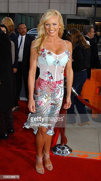 Nikki Ziering During Serving Sara Premiere At Academy Theatre In Beverly Hills California United