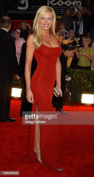 Nikki Ziering Schieler During Abcs 50th Anniversary Celebration At The Pantages Theater In Hollywood California United