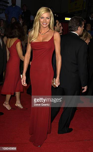 Nikki Ziering Schieler during ABC's 50th Anniversary Celebration at The Pantages Theater in Hollywood California United States