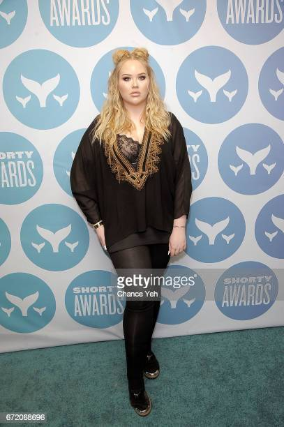 Nikkie De Jager attends 9th Annual Shorty Awards at PlayStation Theater on April 23 2017 in New York City
