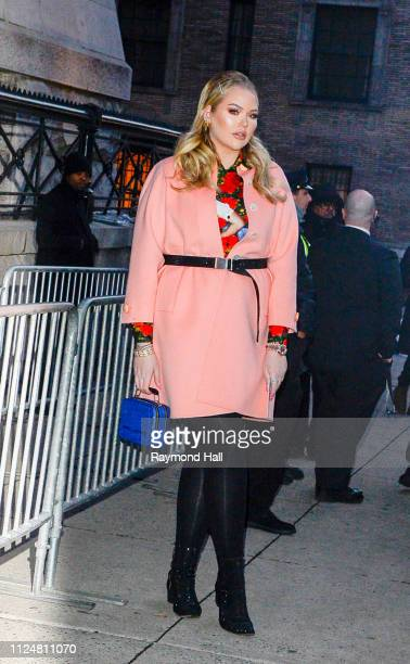 Nikkie Tutorials is seen outside the Marc Jacobs fashion show on February 13 2019 in New York City