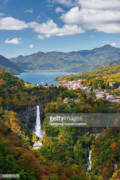 nikko attractions - nikko city stock pictures, royalty-free photos & images